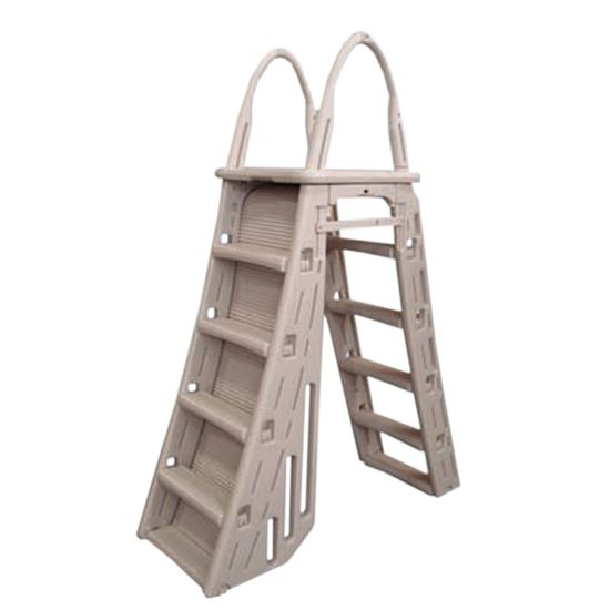 Extra Heavy Duty A Frame Ladder C7200 Pool Spa Parts Accessories