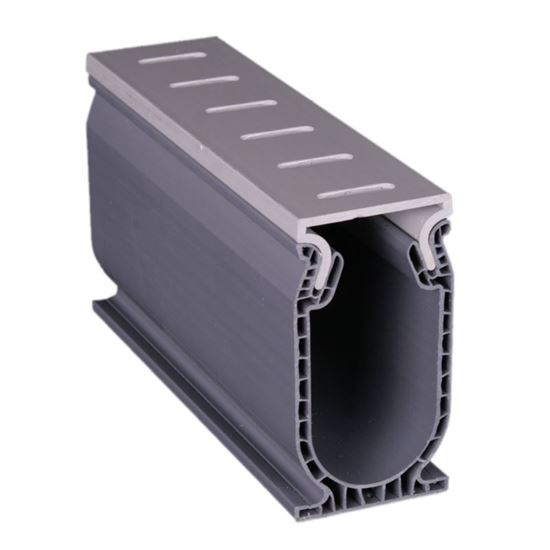 10 Frontier Deck Drain Grey With Adapters Sddg Pool